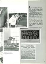 1986 North High School Yearbook Page 166 & 167