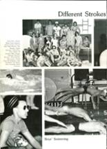 1986 North High School Yearbook Page 176 & 177