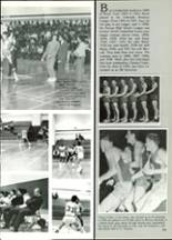 1986 North High School Yearbook Page 178 & 179
