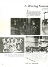 1986 North High School Yearbook Page 184 & 185