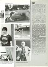 1986 North High School Yearbook Page 186 & 187