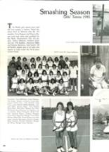 1986 North High School Yearbook Page 192 & 193
