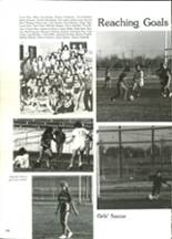 1986 North High School Yearbook Page 194 & 195