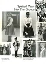 1986 North High School Yearbook Page 202 & 203