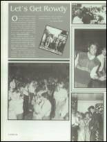 1986 Bella Vista High School Yearbook Page 18 & 19