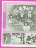 1986 Bella Vista High School Yearbook Page 42 & 43