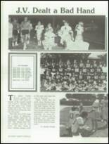 1986 Bella Vista High School Yearbook Page 46 & 47