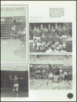 1986 Bella Vista High School Yearbook Page 54 & 55