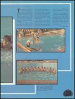 1986 Bella Vista High School Yearbook Page 64 & 65