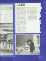 1986 Bella Vista High School Yearbook Page 68 & 69