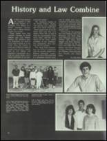 1986 Bella Vista High School Yearbook Page 90 & 91