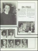 1986 Bella Vista High School Yearbook Page 92 & 93