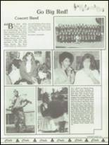 1986 Bella Vista High School Yearbook Page 106 & 107