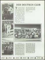 1986 Bella Vista High School Yearbook Page 114 & 115