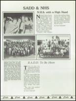 1986 Bella Vista High School Yearbook Page 118 & 119