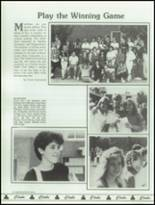 1986 Bella Vista High School Yearbook Page 120 & 121