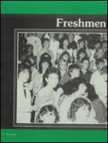 1986 Bella Vista High School Yearbook Page 124 & 125