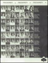 1986 Bella Vista High School Yearbook Page 132 & 133