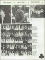 1986 Bella Vista High School Yearbook Page 136 & 137