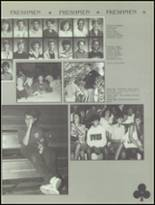1986 Bella Vista High School Yearbook Page 138 & 139