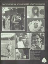1986 Bella Vista High School Yearbook Page 142 & 143