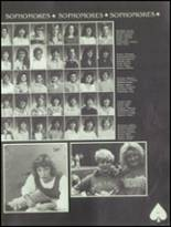 1986 Bella Vista High School Yearbook Page 144 & 145