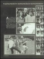 1986 Bella Vista High School Yearbook Page 148 & 149