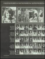 1986 Bella Vista High School Yearbook Page 150 & 151