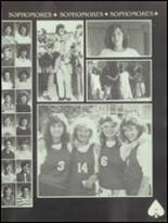 1986 Bella Vista High School Yearbook Page 152 & 153