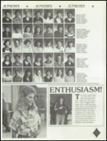 1986 Bella Vista High School Yearbook Page 158 & 159
