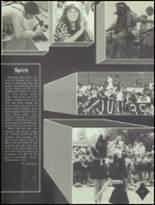 1986 Bella Vista High School Yearbook Page 164 & 165
