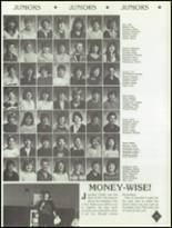 1986 Bella Vista High School Yearbook Page 166 & 167