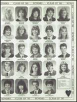 1986 Bella Vista High School Yearbook Page 180 & 181