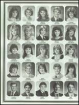 1986 Bella Vista High School Yearbook Page 182 & 183