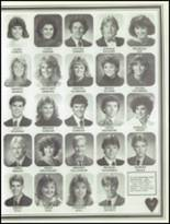 1986 Bella Vista High School Yearbook Page 184 & 185