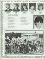 1986 Bella Vista High School Yearbook Page 196 & 197