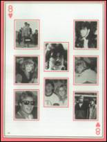 1986 Bella Vista High School Yearbook Page 202 & 203