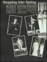 1986 Bella Vista High School Yearbook Page 206 & 207