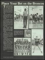 1986 Bella Vista High School Yearbook Page 222 & 223