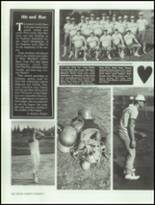 1986 Bella Vista High School Yearbook Page 234 & 235