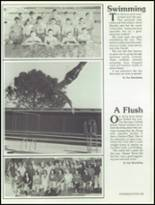 1986 Bella Vista High School Yearbook Page 238 & 239