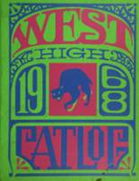 1968 Yearbook West High School