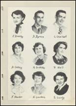 1952 Laura Conner High School Yearbook Page 10 & 11