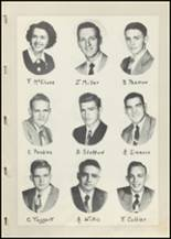 1952 Laura Conner High School Yearbook Page 12 & 13
