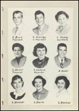 1952 Laura Conner High School Yearbook Page 14 & 15