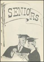 1952 Laura Conner High School Yearbook Page 28 & 29