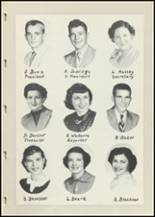 1952 Laura Conner High School Yearbook Page 30 & 31