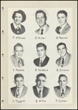 1952 Laura Conner High School Yearbook Page 34 & 35