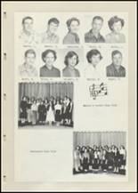 1952 Laura Conner High School Yearbook Page 40 & 41