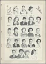 1952 Laura Conner High School Yearbook Page 44 & 45